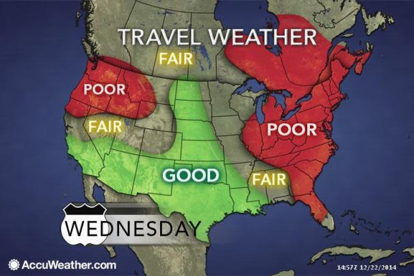 WMW 12-22-14 WEDNESDAY TRAVEL