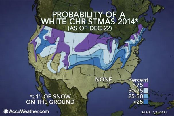 WMW12-22-14 WHITE CHRISTMAS FORECAST